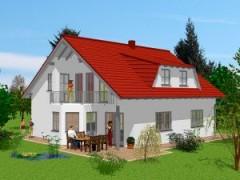 einfamilienhaus mit 3 6 kinderzimmern f r gro familien. Black Bedroom Furniture Sets. Home Design Ideas