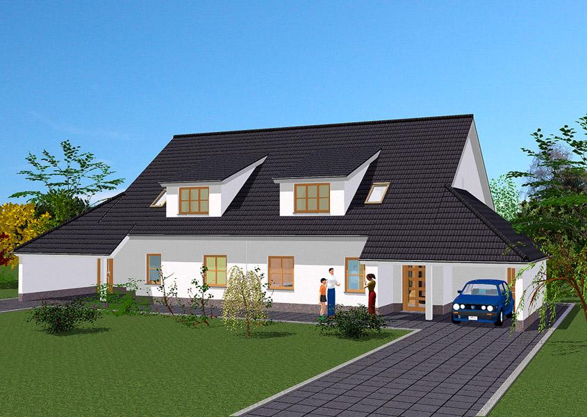 Doppelhäuser Mit Stil