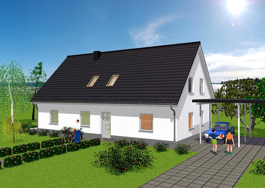 Klassisches zweifamilienhaus bauen gse haus for Klassisches haus bauen