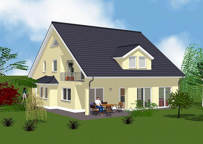 jetzt zweifamilienhaus in massivbauweise bauen. Black Bedroom Furniture Sets. Home Design Ideas