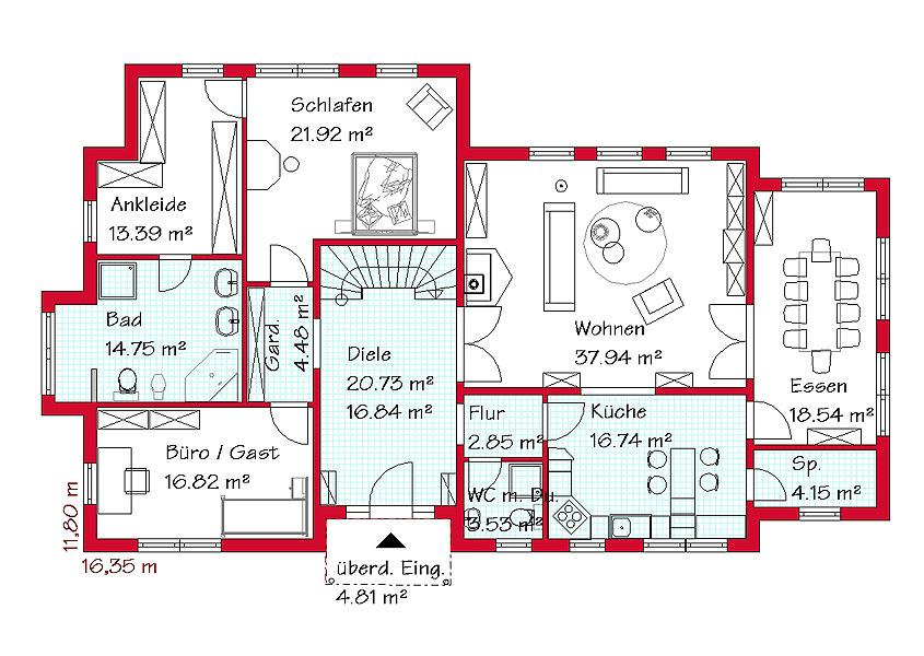 landh user schl sselfertig in 16 wochen gse haus. Black Bedroom Furniture Sets. Home Design Ideas