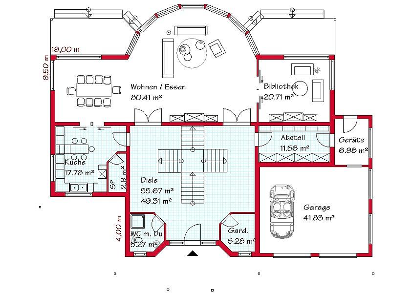 Moderner Luxus Mit Angesagtem Design Gse Haus