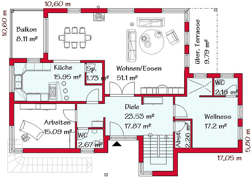 Haus im Bauhausstil bauen mit GSE-HAUS in Raunheim | GSE HAUS GmbH