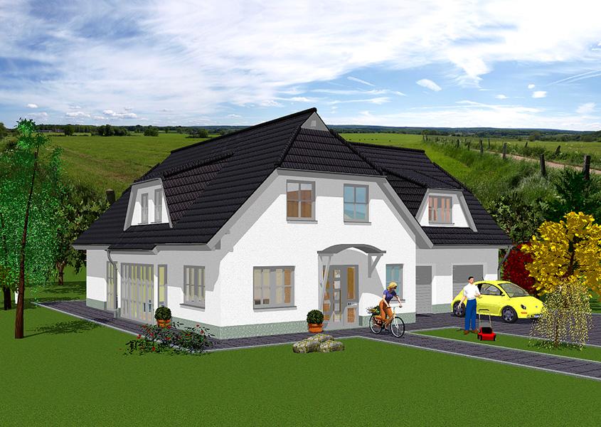 einfamilienhaus im landhausstil bauen mit gse haus