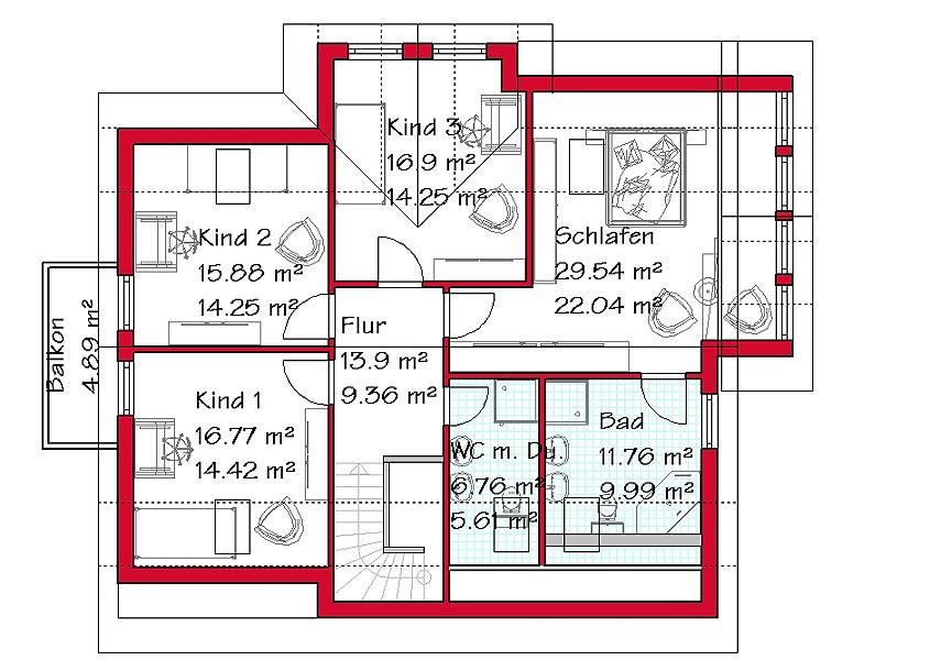 Mehrgiebelhaus In 4 Monaten Schlüsselfertig